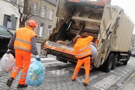 ramassage poubelle